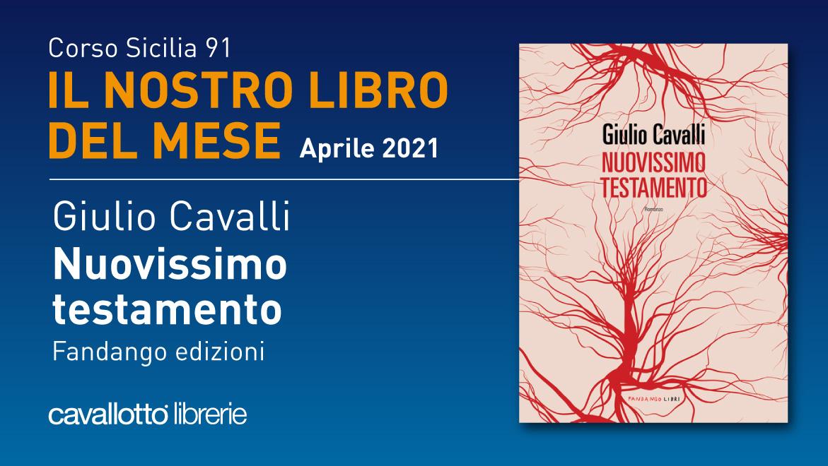 Il libro del mese (Aprile 2021) – Corso Sicilia